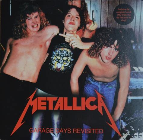 Metallica  Garage Days Revisited At Discogs