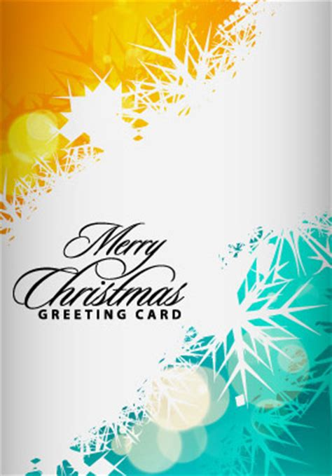 christmas  vector card models