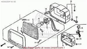 82 Honda Atc 110 Wiring Diagram