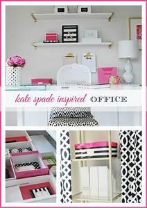 Operation: Organization Amy's Organized {Kate Spade