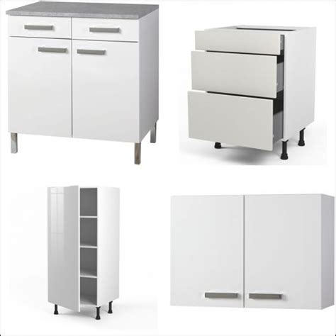 meuble de cuisine blanc meubles blanc cuisine les prix avec le guide d 39 achat kibodio