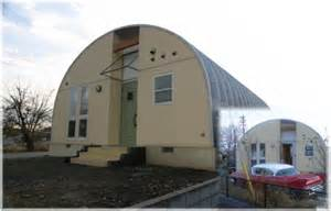 Quonset Hut Buildings Homes