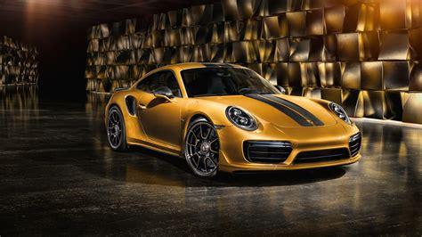 Porsche 911 4k Wallpapers by 2017 Porsche 911 Turbo S Exclusive Series 4k Wallpapers