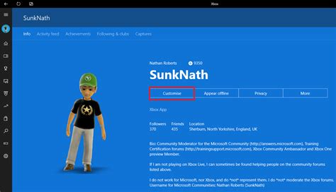 Changing Your Profile Picture In The Xbox App Technology And Gaming