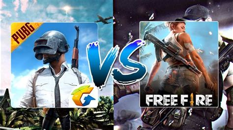 Free fire has a bit of a cartoonish, animated. PUBG vs Free Fire: Is PUBG Mobile Better Than Free Fire?