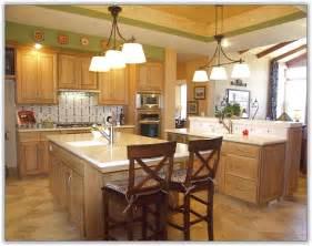 kitchen ideas oak cabinets kitchen design ideas light cabinets home design ideas