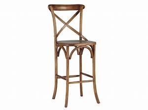 Chaise Bar Bois : chaise de bar bistrot scandiprojects ~ Teatrodelosmanantiales.com Idées de Décoration
