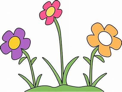 Garden Flower Clip Flowers Graphics Clipart Friday