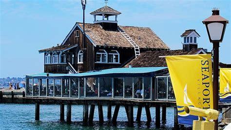 Seaport Village San Diego Day Trip