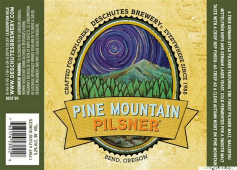 deschutes chair release deschutes pine mountain pilsner armory xpa among slew of