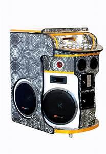 Megapro Plus Megasound Videoke Cabinet