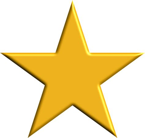 library  gold star spray clip art  stock png files
