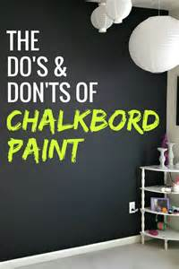 Home Design Do S And Don Ts Best 25 Chalkboard Paint Ideas On Chalkboard Paint Walls Chalkboard Walls And
