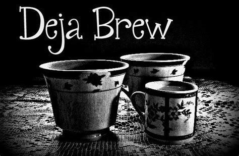 It is a full bodied coffee with dark stone fruits, salted caramel and roast hazelnuts. Deja Brew 2x3 Fridge Magnet - Magnetic Appeal Shops