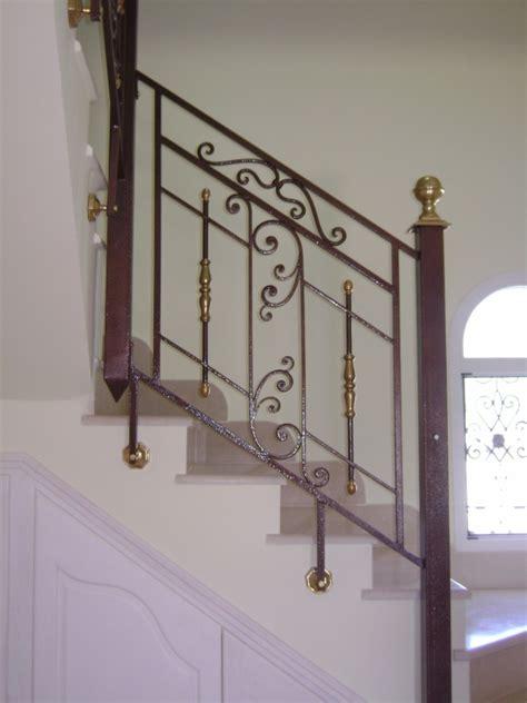 re d escalier fer forg 233 12 de barrieres res fer