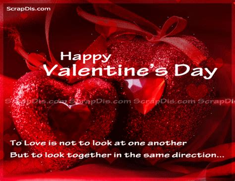 Animated Happy Valentines Day Wallpaper - happy day animated wallpapers the glitter