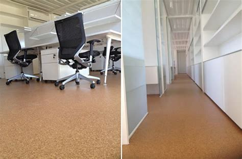 wicanders cork flooring australia cork flooring in shipping container site office project
