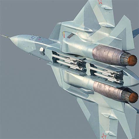 Russian T-50 Pak Fa Fifth Generation