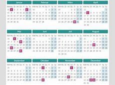 Kalenderwochen 2018 Download Freewarede