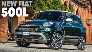 Fiat 500l 2017 : nuova fiat 500l 2017 restyling urban cross e wagon offroad apple carplay android auto ~ Medecine-chirurgie-esthetiques.com Avis de Voitures