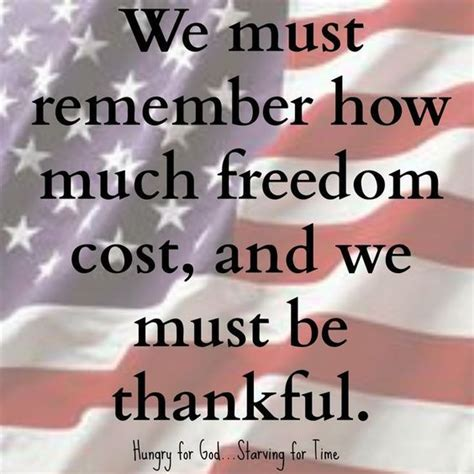 remember   freedom cost