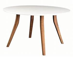 Table Ronde 8 Personnes : table ronde verre 8 personnes ~ Teatrodelosmanantiales.com Idées de Décoration
