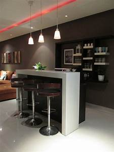 25 best ideas about modern home bar on pinterest bar With small bar designs for home