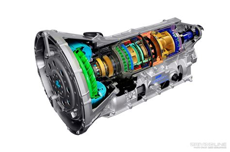 6 Speed Automatic Transmission by Torque Management The Best Automatic Transmissions For