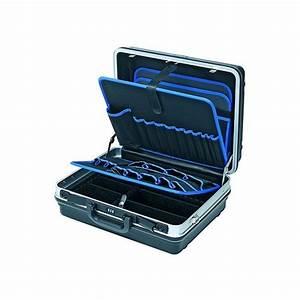 465x200x410mm 002105LE Kunststoff KNIPEX Werkzeugkoffer leer