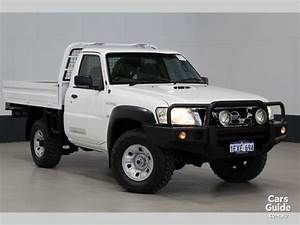 2012 Nissan Patrol St  4x4  For Sale  29 977 Manual Ute
