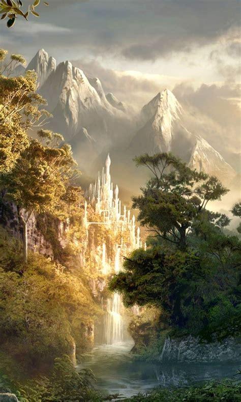 Fantasy Landscape Crackberrycom