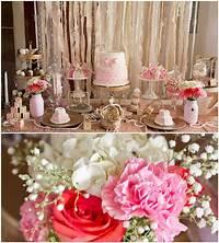 elegant party themes Kara's Party Ideas Elegant Baby Shower | Kara's Party Ideas