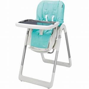 Chaise Haute Kalo Bleue Bb Confort Berceau Magique