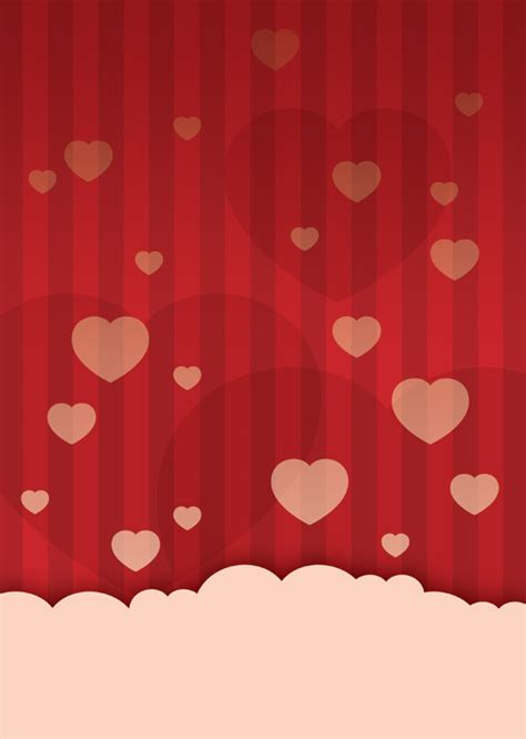 valentines love  poster templates backgrounds