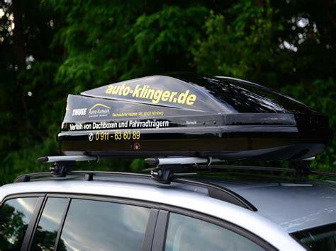 auto dachbox mieten dachbox mieten bei auto klinger de n 252 rnberg reichelsdorf