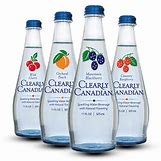 Clearly Canadian Glass Bottles | 500 x 500 jpeg 40kB