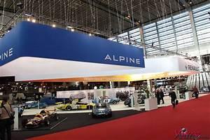 Salon Retro Mobile : salon r tromobile 2016 stand renault alpine en photos ~ Medecine-chirurgie-esthetiques.com Avis de Voitures