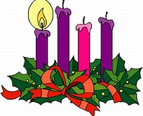 Image result for Free Advent Clipart