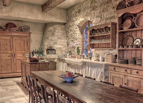 43 Kitchen Design Ideas With Stone Walls  Decoholic