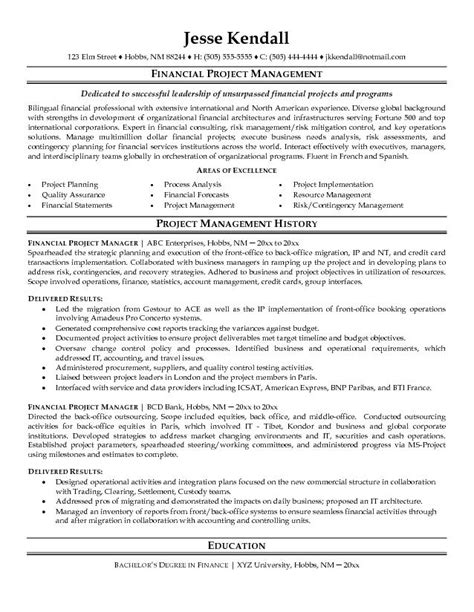 project management resume buzzwords the best resume