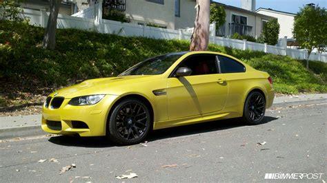 yellows   fashion bmw    phoenix yellow