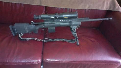 Remington 700 Usr (urban Sniper Rifle) For Sale
