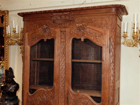 Antique French Provincial Oak Double Door Armoire Circa 1800 At 1stdibs Antique Stickley Sofa Old Cars Pictures Wedding Bands Canada Round Wood Kitchen Table Wooden Chest Coffee Pewter Plates Value Hulett Antiques Meridian Ms How To Identify Furniture