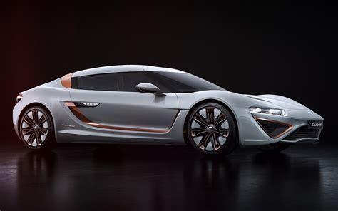 wallpaper nanoflowcell quant volt electric cars sports