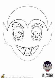 Dessin Halloween Vampire : coloriage tete de vampire sur ~ Carolinahurricanesstore.com Idées de Décoration
