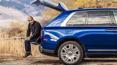 Hacer un vehículo de lujo, que sea capaz de llegar donde llega el nuevo cullinan y. Rolls-Royce Cullinan : le verdict de Chris Harris - TopGear