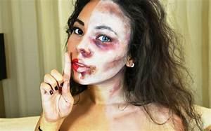 Déguisement Zombie Fait Maison : toutes les id es pour votre maquillage halloween ~ Melissatoandfro.com Idées de Décoration