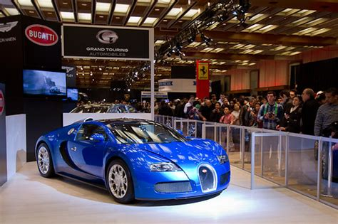 A bugatti veyron super sport is up for sale by a. Bugatti Veyron Super Sport at the Toronto International Au…   Flickr