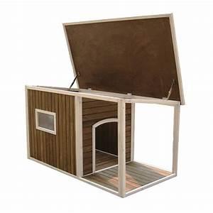 Cabane Pour Chat Exterieur Pas Cher : niche pour chat pas cher ~ Farleysfitness.com Idées de Décoration