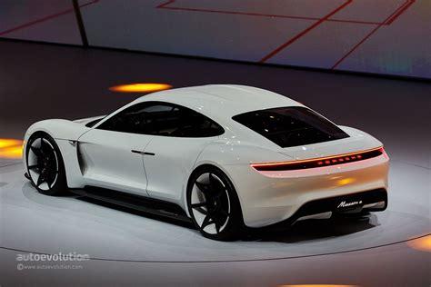 2020 Porsche Taycan by 2020 Porsche Taycan Strolls In Mountain View California